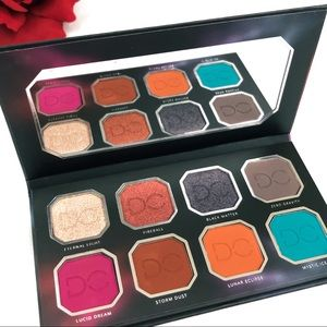 Dominique Celestial Thunder Eyeshadow Palette NWOB